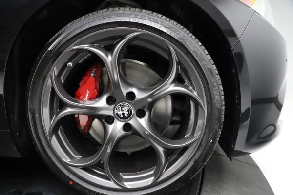 New 2021 Alfa Romeo Giulia Ti Sport Q4 for sale $53,850 at Maserati of Westport in Westport CT 06880 24