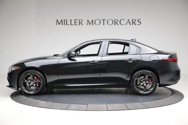 New 2021 Alfa Romeo Giulia Ti Sport Q4 for sale $53,850 at Maserati of Westport in Westport CT 06880 3