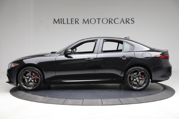 New 2021 Alfa Romeo Giulia Ti Sport Q4 for sale $53,850 at Maserati of Westport in Westport CT 06880 4