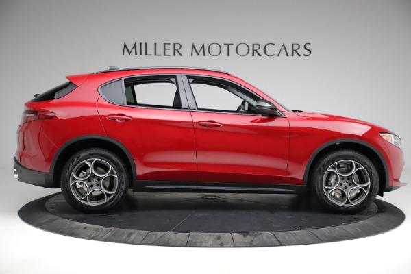 New 2021 Alfa Romeo Stelvio Q4 for sale $50,535 at Maserati of Westport in Westport CT 06880 10