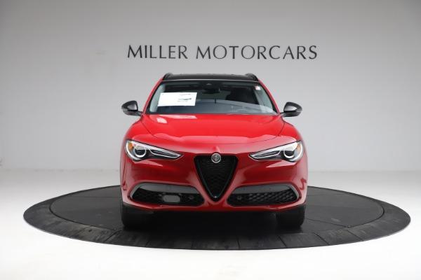 New 2021 Alfa Romeo Stelvio Q4 for sale $50,535 at Maserati of Westport in Westport CT 06880 13