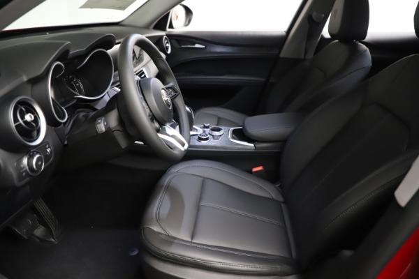 New 2021 Alfa Romeo Stelvio Q4 for sale $50,535 at Maserati of Westport in Westport CT 06880 15