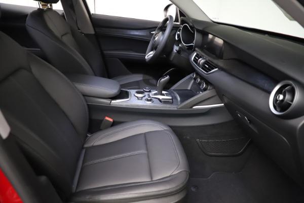 New 2021 Alfa Romeo Stelvio Q4 for sale $50,535 at Maserati of Westport in Westport CT 06880 22