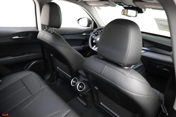 New 2021 Alfa Romeo Stelvio Q4 for sale $50,535 at Maserati of Westport in Westport CT 06880 24