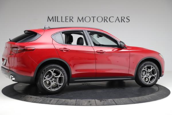 New 2021 Alfa Romeo Stelvio Q4 for sale $50,535 at Maserati of Westport in Westport CT 06880 9