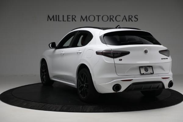 New 2021 Alfa Romeo Stelvio Ti Sport Q4 for sale Sold at Maserati of Westport in Westport CT 06880 5