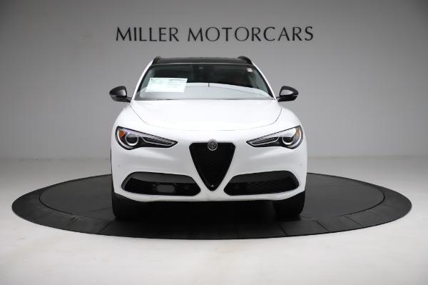 New 2021 Alfa Romeo Stelvio Q4 for sale Sold at Maserati of Westport in Westport CT 06880 12