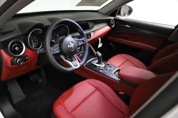 New 2021 Alfa Romeo Stelvio Q4 for sale Sold at Maserati of Westport in Westport CT 06880 13