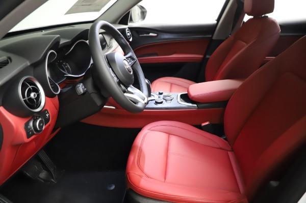 New 2021 Alfa Romeo Stelvio Q4 for sale Sold at Maserati of Westport in Westport CT 06880 14