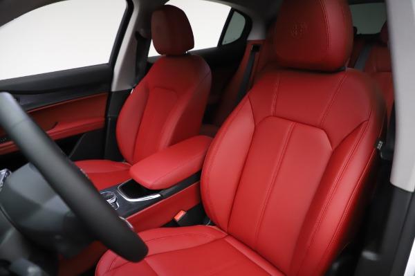 New 2021 Alfa Romeo Stelvio Q4 for sale Sold at Maserati of Westport in Westport CT 06880 15