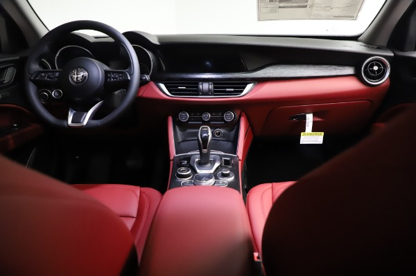 New 2021 Alfa Romeo Stelvio Q4 for sale Sold at Maserati of Westport in Westport CT 06880 16