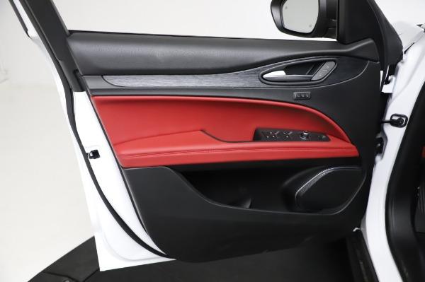 New 2021 Alfa Romeo Stelvio Q4 for sale Sold at Maserati of Westport in Westport CT 06880 17