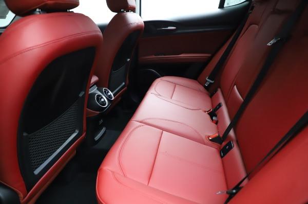New 2021 Alfa Romeo Stelvio Q4 for sale Sold at Maserati of Westport in Westport CT 06880 19