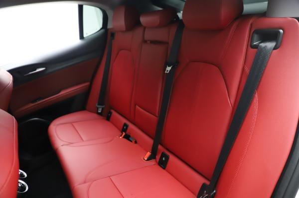 New 2021 Alfa Romeo Stelvio Q4 for sale Sold at Maserati of Westport in Westport CT 06880 20