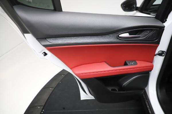 New 2021 Alfa Romeo Stelvio Q4 for sale Sold at Maserati of Westport in Westport CT 06880 21