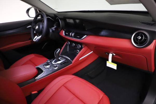 New 2021 Alfa Romeo Stelvio Q4 for sale Sold at Maserati of Westport in Westport CT 06880 22