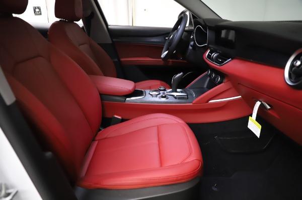 New 2021 Alfa Romeo Stelvio Q4 for sale Sold at Maserati of Westport in Westport CT 06880 23
