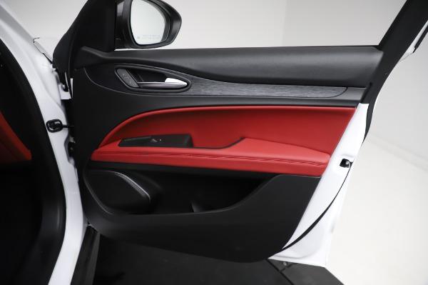 New 2021 Alfa Romeo Stelvio Q4 for sale Sold at Maserati of Westport in Westport CT 06880 24