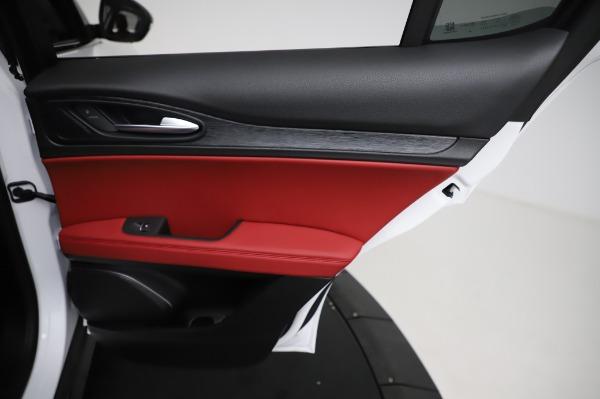 New 2021 Alfa Romeo Stelvio Q4 for sale Sold at Maserati of Westport in Westport CT 06880 26