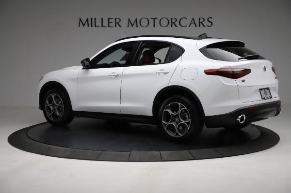 New 2021 Alfa Romeo Stelvio Q4 for sale Sold at Maserati of Westport in Westport CT 06880 4