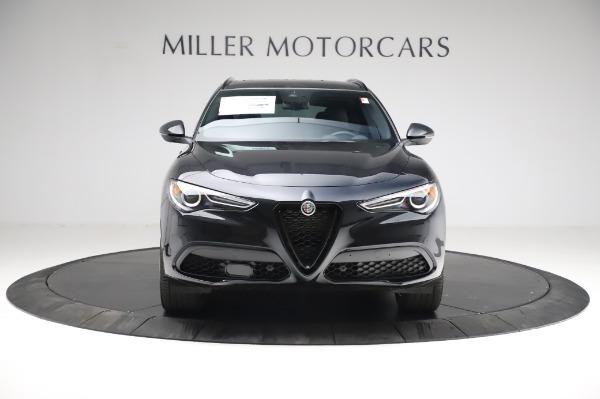 New 2021 Alfa Romeo Stelvio Ti Sport Q4 for sale $57,595 at Maserati of Westport in Westport CT 06880 12