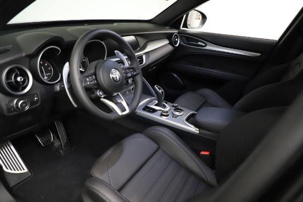 New 2021 Alfa Romeo Stelvio Ti Sport Q4 for sale $57,595 at Maserati of Westport in Westport CT 06880 13