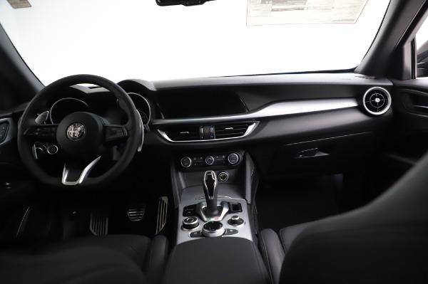 New 2021 Alfa Romeo Stelvio Ti Sport Q4 for sale $57,595 at Maserati of Westport in Westport CT 06880 16