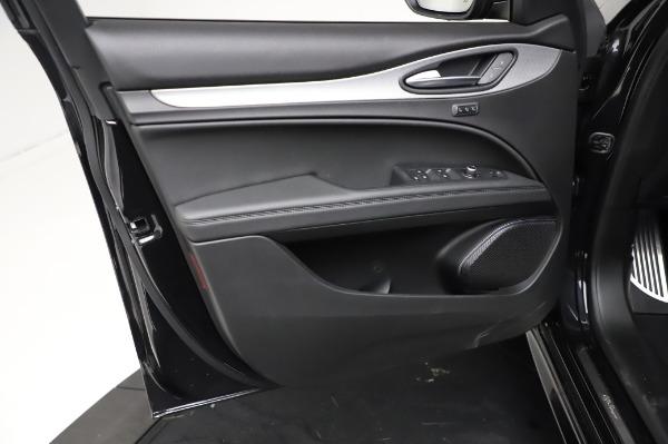 New 2021 Alfa Romeo Stelvio Ti Sport Q4 for sale $57,595 at Maserati of Westport in Westport CT 06880 17