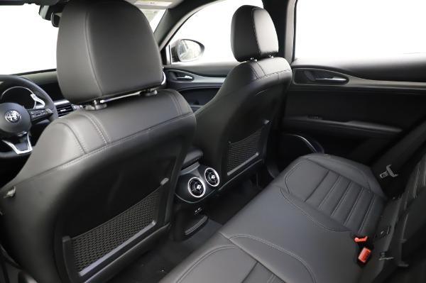 New 2021 Alfa Romeo Stelvio Ti Sport Q4 for sale $57,595 at Maserati of Westport in Westport CT 06880 18