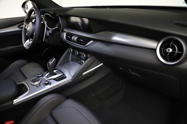 New 2021 Alfa Romeo Stelvio Ti Sport Q4 for sale $57,595 at Maserati of Westport in Westport CT 06880 22
