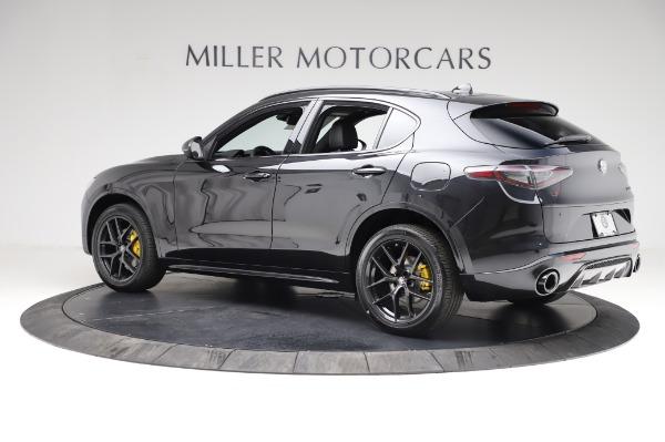 New 2021 Alfa Romeo Stelvio Ti Sport Q4 for sale $57,595 at Maserati of Westport in Westport CT 06880 4