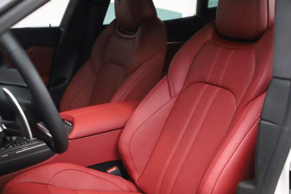 New 2021 Maserati Levante S Q4 GranSport for sale $105,835 at Maserati of Westport in Westport CT 06880 16