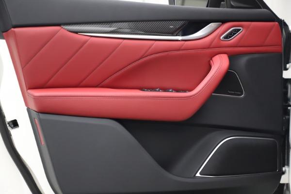 New 2021 Maserati Levante S Q4 GranSport for sale $105,835 at Maserati of Westport in Westport CT 06880 17
