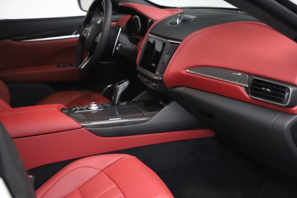 New 2021 Maserati Levante S Q4 GranSport for sale $105,835 at Maserati of Westport in Westport CT 06880 18