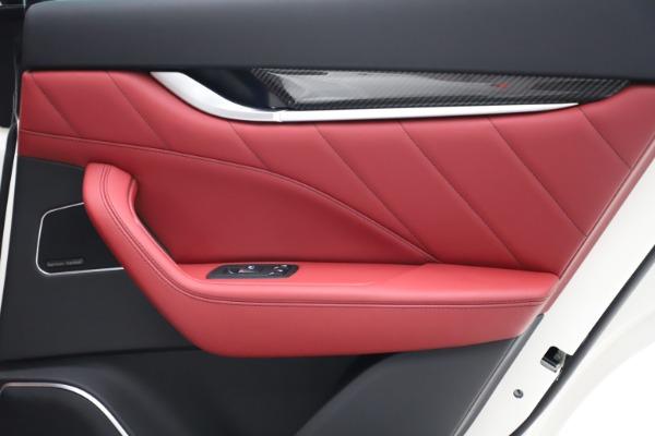 New 2021 Maserati Levante S Q4 GranSport for sale $105,835 at Maserati of Westport in Westport CT 06880 20