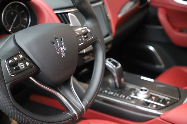 New 2021 Maserati Levante S Q4 GranSport for sale $105,835 at Maserati of Westport in Westport CT 06880 21