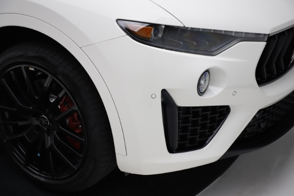 New 2021 Maserati Levante S Q4 GranSport for sale $105,835 at Maserati of Westport in Westport CT 06880 25