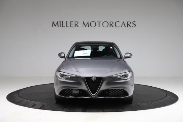 New 2021 Alfa Romeo Giulia Q4 for sale $46,895 at Maserati of Westport in Westport CT 06880 12