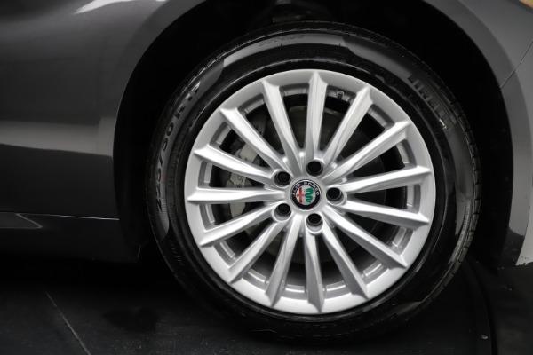New 2021 Alfa Romeo Giulia Q4 for sale $46,895 at Maserati of Westport in Westport CT 06880 25