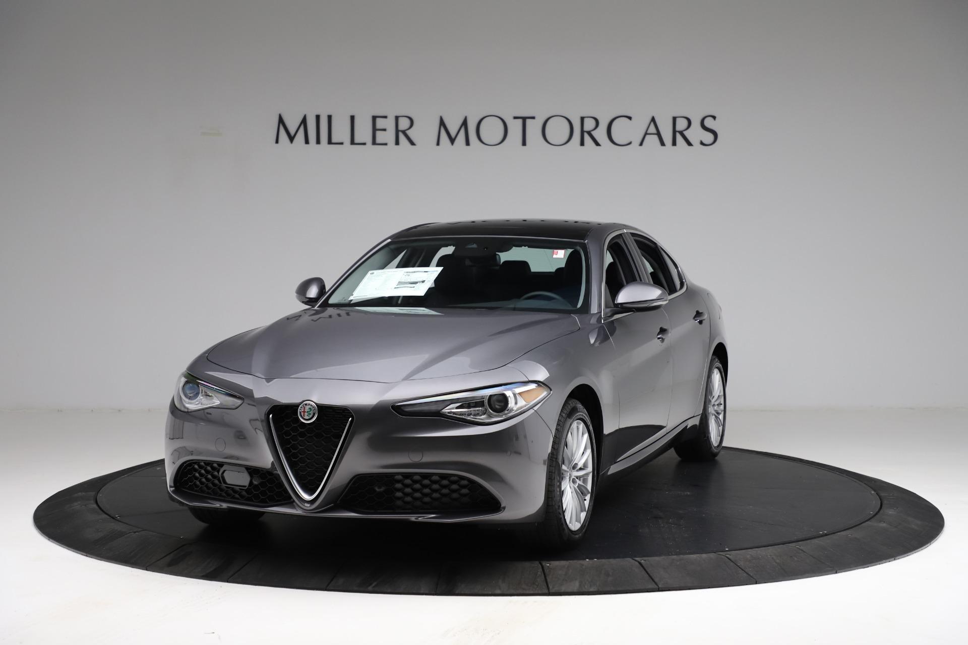New 2021 Alfa Romeo Giulia Q4 for sale $46,895 at Maserati of Westport in Westport CT 06880 1