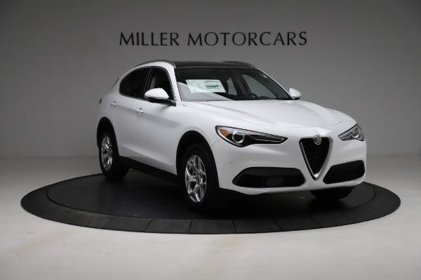 New 2021 Alfa Romeo Stelvio Q4 for sale $49,785 at Maserati of Westport in Westport CT 06880 12