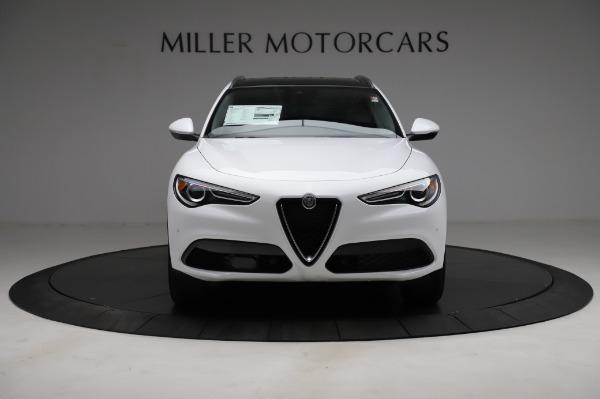 New 2021 Alfa Romeo Stelvio Q4 for sale $49,785 at Maserati of Westport in Westport CT 06880 13