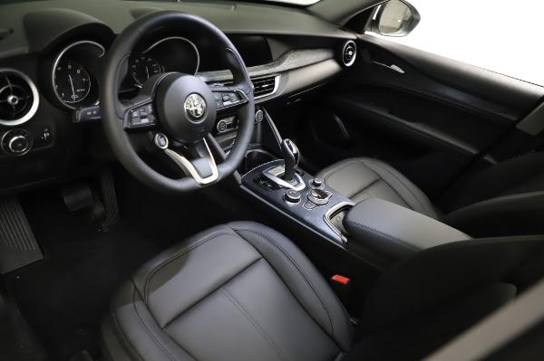 New 2021 Alfa Romeo Stelvio Q4 for sale $49,785 at Maserati of Westport in Westport CT 06880 14