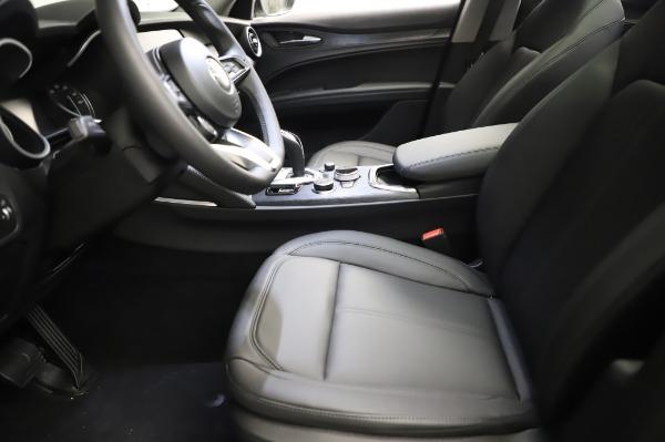 New 2021 Alfa Romeo Stelvio Q4 for sale $49,785 at Maserati of Westport in Westport CT 06880 15