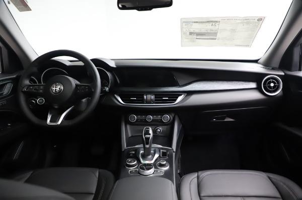 New 2021 Alfa Romeo Stelvio Q4 for sale $49,785 at Maserati of Westport in Westport CT 06880 17