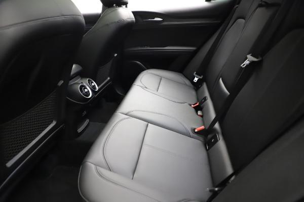 New 2021 Alfa Romeo Stelvio Q4 for sale $49,785 at Maserati of Westport in Westport CT 06880 20