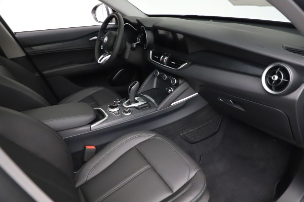 New 2021 Alfa Romeo Stelvio Q4 for sale $49,785 at Maserati of Westport in Westport CT 06880 22