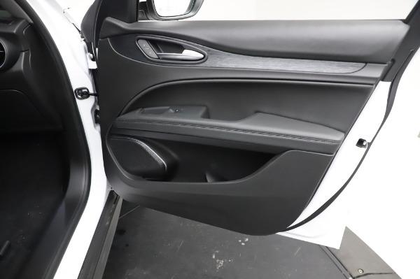 New 2021 Alfa Romeo Stelvio Q4 for sale $49,785 at Maserati of Westport in Westport CT 06880 23