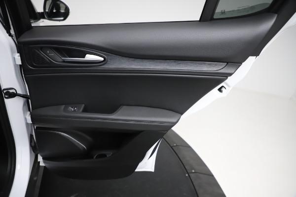 New 2021 Alfa Romeo Stelvio Q4 for sale $49,785 at Maserati of Westport in Westport CT 06880 26