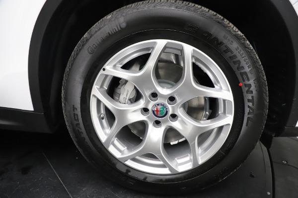New 2021 Alfa Romeo Stelvio Q4 for sale $49,785 at Maserati of Westport in Westport CT 06880 27